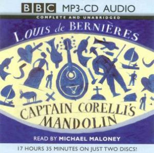 Captain Corelli's Mandolin - MP3 by Louis Bernieres