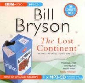 The Lost Continent - MP3 by Bill Bryson