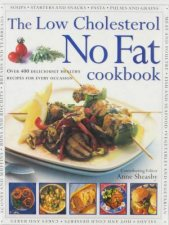 The Low Cholesterol No Fat Cookbook