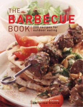 Barbecue Book by Christina France
