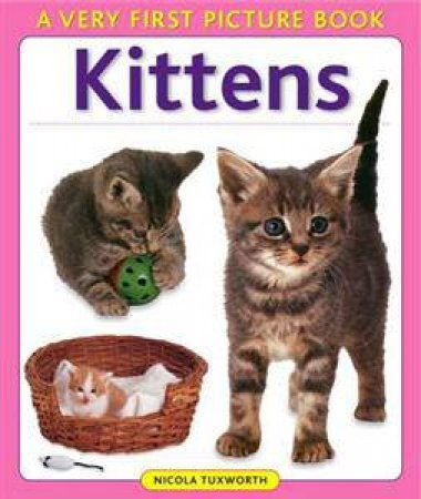 Very First Picture Book: Kittens by Various