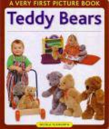 Very First Picture Book: Teddy Bears by Various