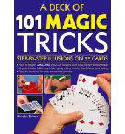 101 Magic Tricks Tin by Nicholas Einhorn