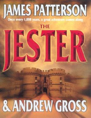 The Jester - Cassette by James Patterson & Andrew Gross