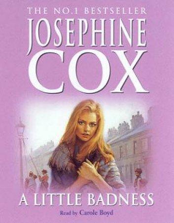 A Little Badness - Cassette by Josephine Cox