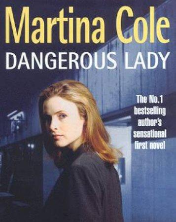 Dangerous Lady - Cassette by Martina Cole