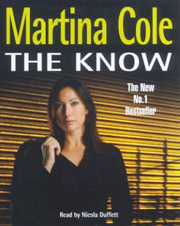 The Know - Cassette by Martina Cole
