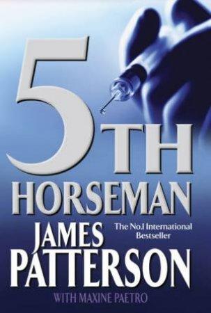 The 5th Horseman - Cassette by James Patterson