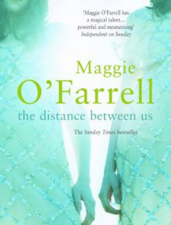 Distance Between Us - Cassette by Maggie O'Farrell