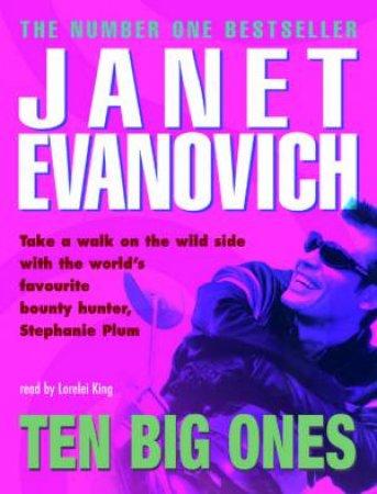 Ten Big Ones (Cassette) by Janet Evanovich