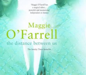 The Distance Between Us - CD by Maggie O'Farrell