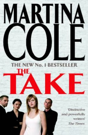 Take - CD by Martina Cole