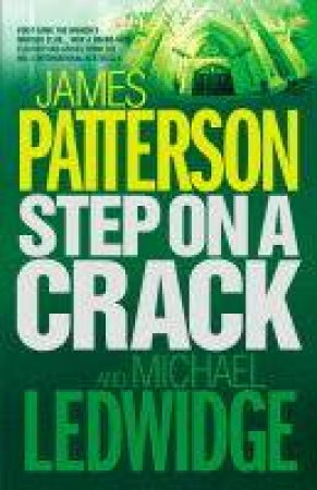Step On A Crack CD by James Patterson