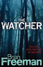 Watcher Evil Has Eyes That See In The Dark