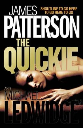 Quickie CD by James Patterson