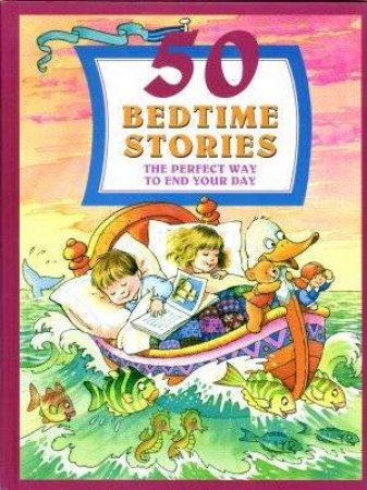 50 Bedtime Stories: Kids In Boat by Various
