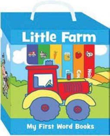 My First Word Books: Little Farm