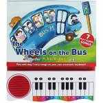 Piano Book: Sing Along Songs Wheels On The Bus by Various