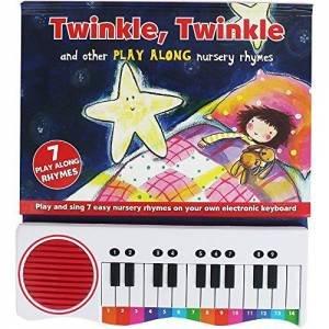Piano Book: Nursery Rhymes Twinkle Twinkle by Various