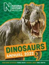 Natural History Museum Dinosaur Annual 2022