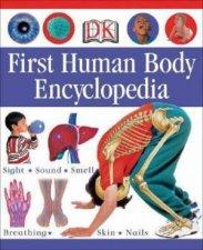 First Human Body Encyclopedia