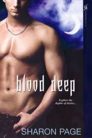 Blood Deep by Sharon Pate