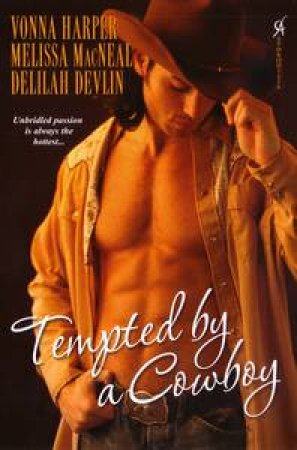 Tempted by a Cowboy by Various