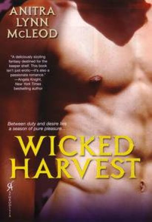 Wicked Harvest by Anitra Lynn McLeod
