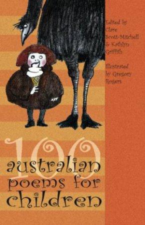 100 Australian Poems For Children by Griffith/Scott-Mitchell