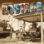 Greetings From Route 66 2014