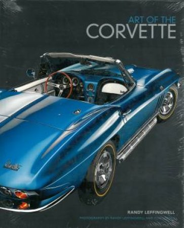 f8363939d9 Art of the Corvette by Randy Leffingwell - 9780760346402