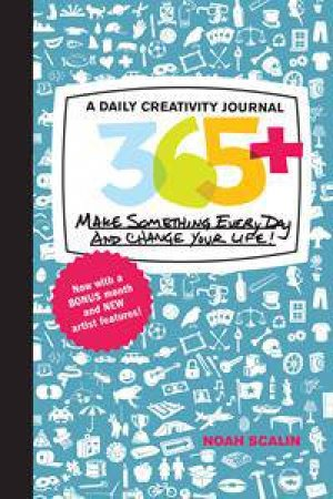 365 (Expanded Edition): A Daily Creativity Journal
