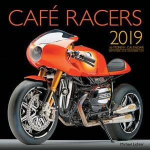 Cafe Racers 2019 by Michael Lichte