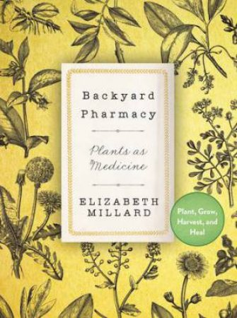 Backyard Pharmacy (mini)