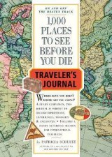 1000 Places To See Before You Die Travellers Journal