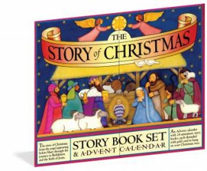 Story of Christmas by Mary Packard