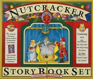 Nutcracker Story Book Set and Advent Calendar by Brooks & Packard