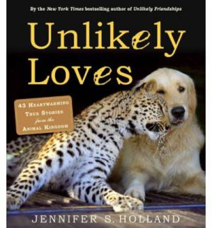 Image of: Bored Panda Unlikely Loves By Jennifer Holland One News Page Unlikely Loves By Jennifer Holland 9780761174424