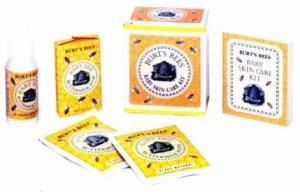 Burt's Bees - Baby Skin Care Kit by Debora Yost