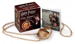 Harry Potter Time Turner And Sticker Kit by Various