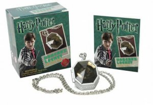 Harry Potter Horcrux Locket and Sticker Book by Various