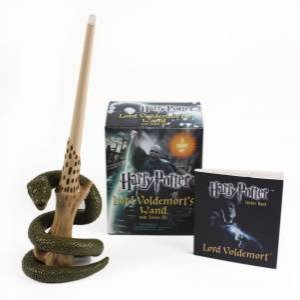 Harry Potter Voldemort's Wand with Sticker Kit by Various