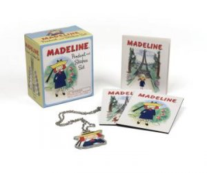 Madeline: Pendant and Sticker Set