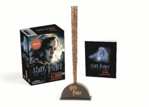 Harry Potter: Hermione's Wand with Sticker Kit by Various