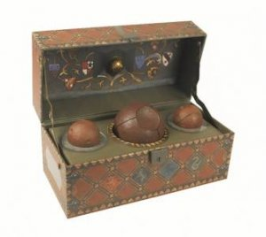 Harry Potter: Collectible Quidditch Set by Various