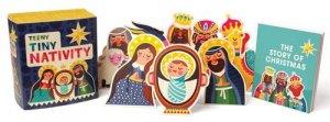 Teeny-Tiny Nativity by Running Press