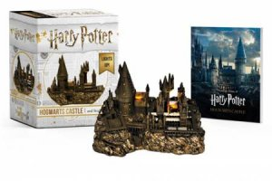 Harry Potter Hogwarts Castle And Sticker Book by Various