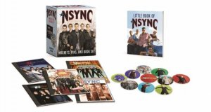 *NSYNC: Magnets, Pins, And Book Set by Various