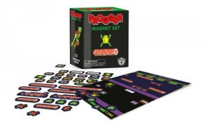 Frogger: Magnet Set by Various