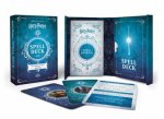 Harry Potter Spell Deck And Interactive Book Of Magic